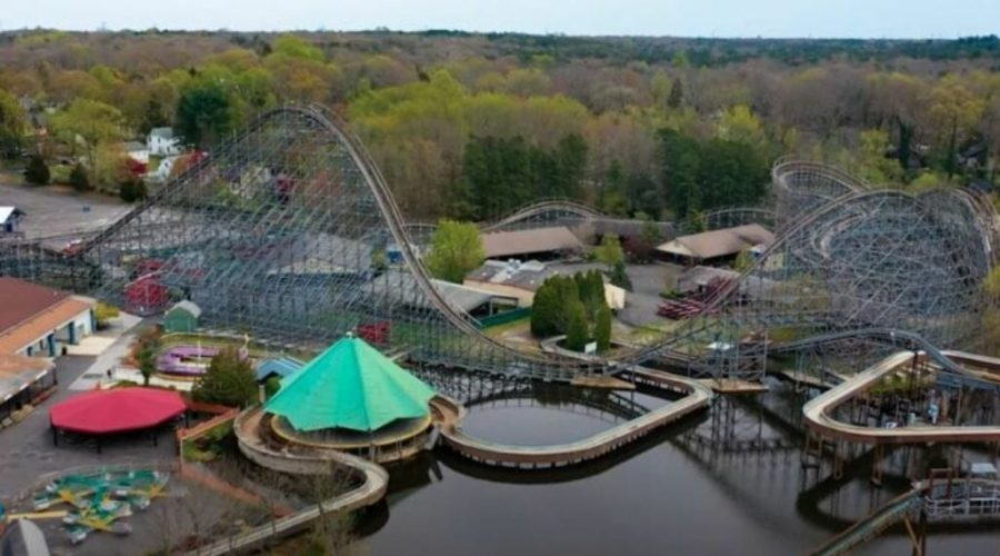 Clementon Lake Park SOLD In Auction