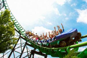 Kennywood's Phantom's Revenge Roller Coaster To Receive New Color