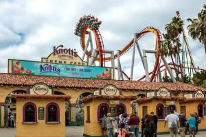 Knott's Berry Farm Planning 100th Anniversary Re-Opening in May