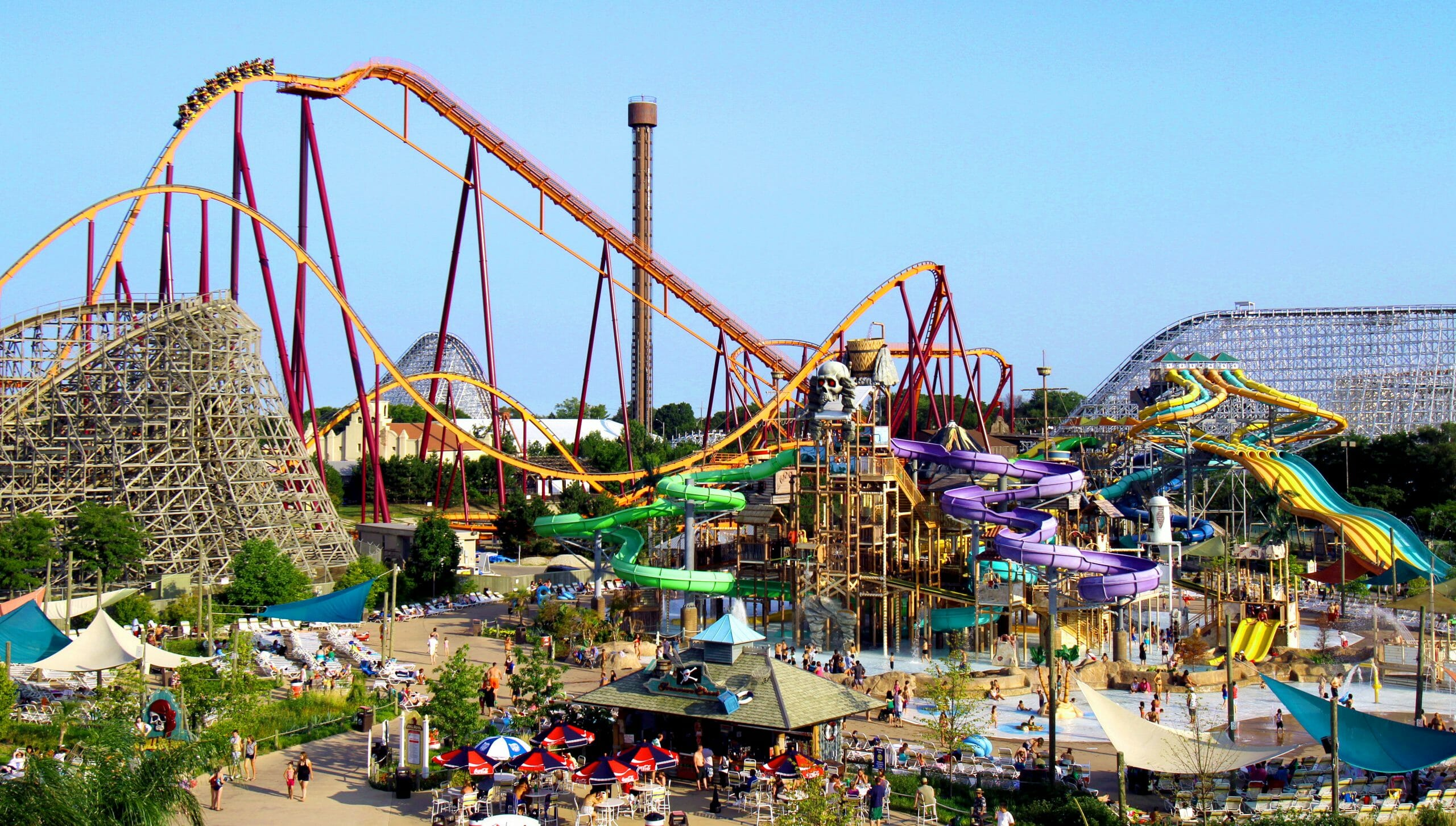 Six Flags Great America Reopening With Hurricane Harbor As A Separate Park