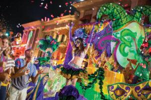 Universal Orlando Extends 2021 Mardi Gras Festival