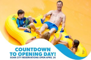 Kings Island To Open Reservations At Soak City Waterpark