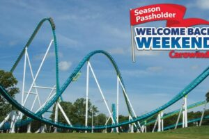 Carowinds Opening Exclusively For Season Passholders