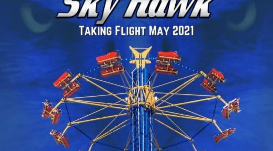 Sky Hawk Swing Ride Coming To Fun Spot America