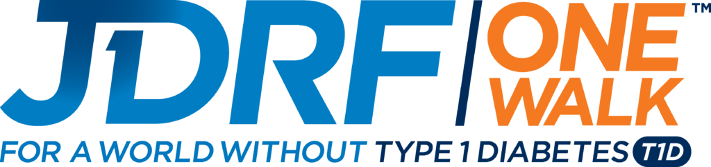 This image has an empty alt attribute; its file name is JDRF-One-Walk-3-color-PNG-logo-CMYK-1024x241.png