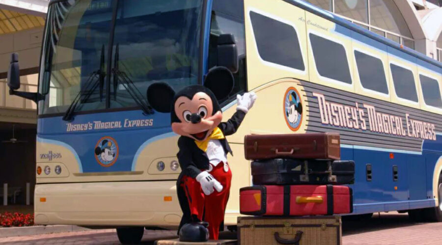 Mears to Launch Shuttle Service Between Orlando Airport and Walt Disney World