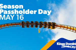 Kings Dominion Opening Exclusively For Season Passholders