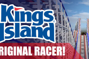 Kings Island – The Original Racer Concept