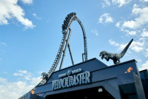 Opening Date Set For New VelociCoaster At Universal Orlando