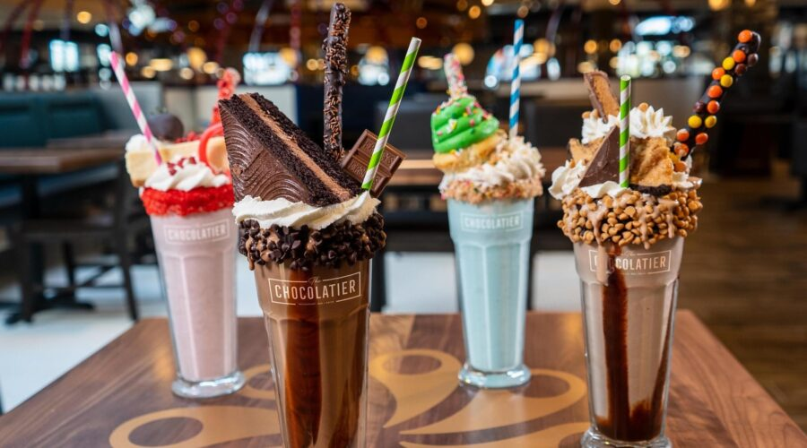 VIDEO: New Offerings Debut At Hershey's Chocolatetown Expansion