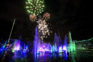 Award Winning Electric Ocean Event Returns to SeaWorld Orlando