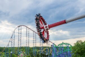 New Thrill Ride To Open at Six Flags America