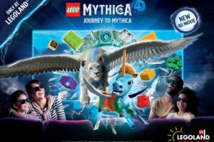 LEGOLAND Florida to Debut LEGO Mythica 4D and Augmented Reality Experience