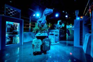 VIDEO: Jurassic World Tribute Store At Universal Orlando