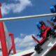 Silverwood's New Single Rail Coaster Completes First Test Run