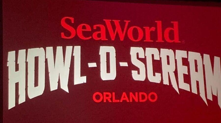 Howl-O-Scream Halloween Event Coming To SeaWorld Orlando