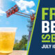 FREE BEER is Back At Busch Gardens Williamsburg