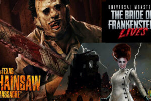 Texas Chainsaw Massacre And Bride Of Frankenstein Coming To Halloween Horror Nights