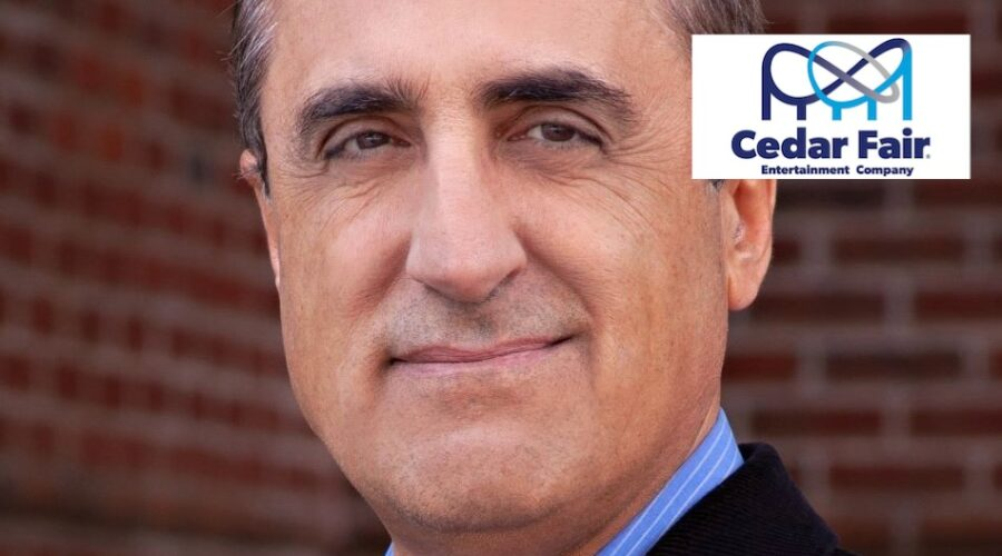 Cedar Fair Hires Ty Tastepe as Senior Vice President And Chief Information Officer
