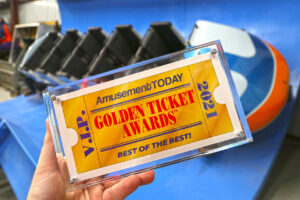 Amusement Today Honors Best of The Best With 2021 Golden Ticket Awards