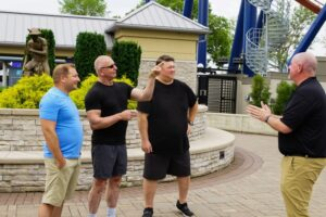 Food Network To Air New Dinner: Impossible Episode From Cedar Point